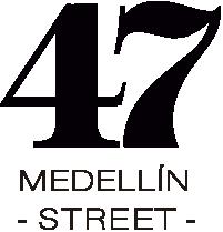 Logo 47 Medellín Street